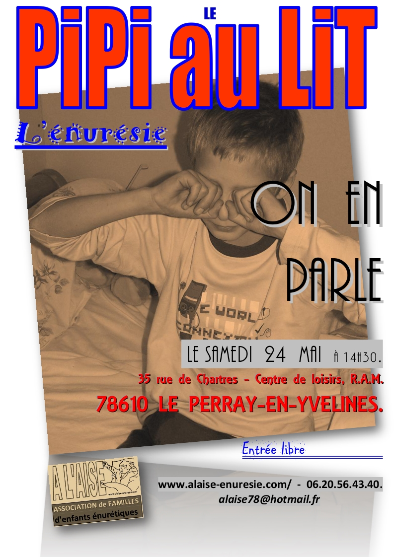 Affiche le perray 2014